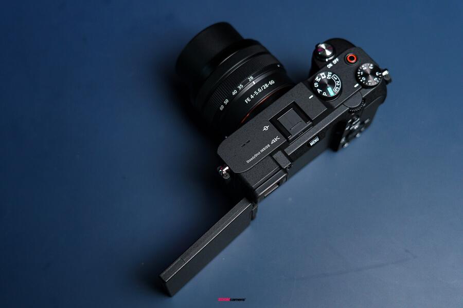 Sony A7C Vari-Angle