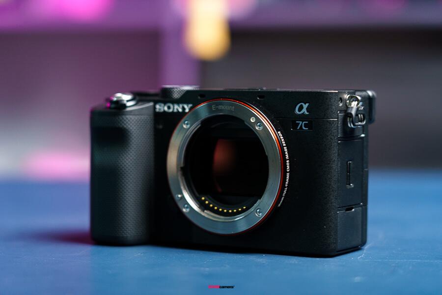 Sony A7C Sensor