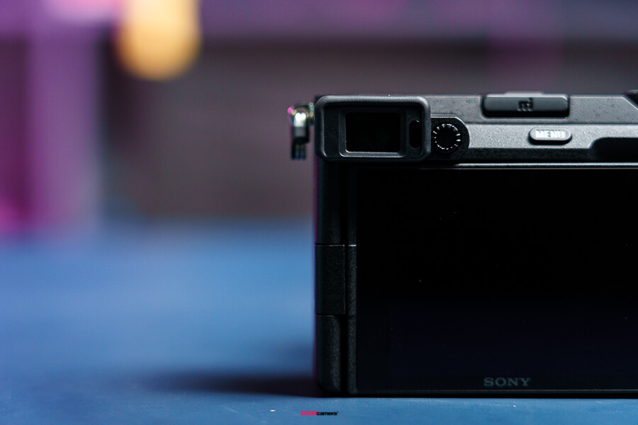 Sony A7C EVF