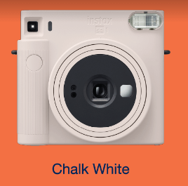 Instax SQ1 Chalk White
