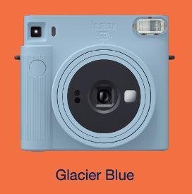 Instax SQ1 Glacier Blue