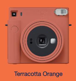 Instax SQ1 Terracotta Orange