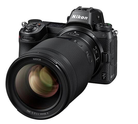 Nikon Z 50 f1.2