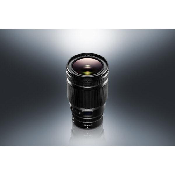 Nikon NIKKOR Z 50mm f/1.2 S Lens