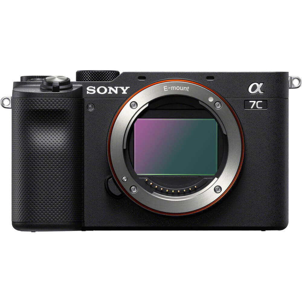 Sony Alpha a7C Mirrorless Digital Camera Body Only