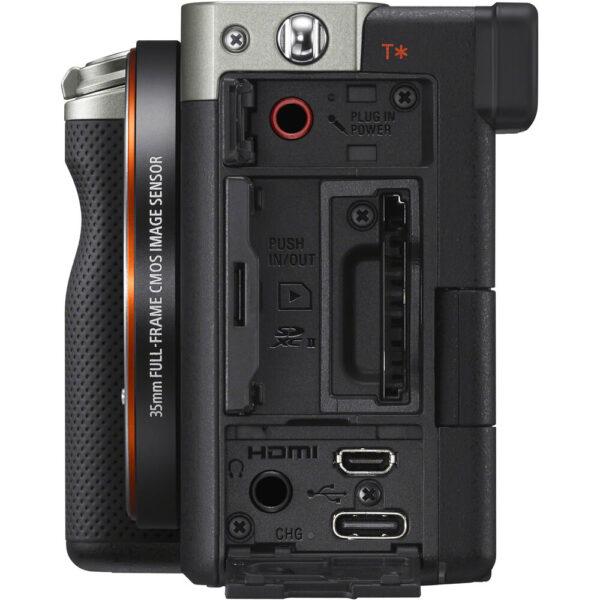 Sony Alpha a7C Mirrorless Digital Camera 14