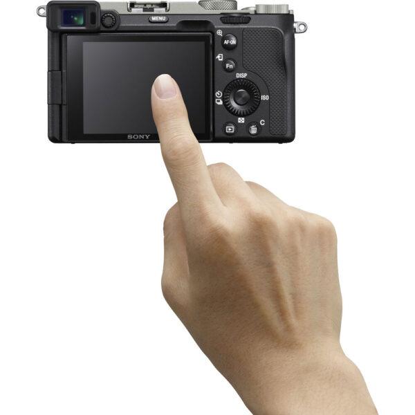 Sony Alpha a7C Mirrorless Digital Camera 15