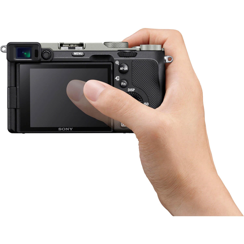 Sony Alpha a7C Mirrorless Digital Camera 16