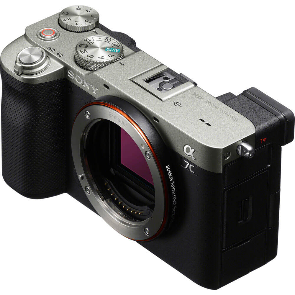 Sony Alpha a7C Mirrorless Digital Camera 17