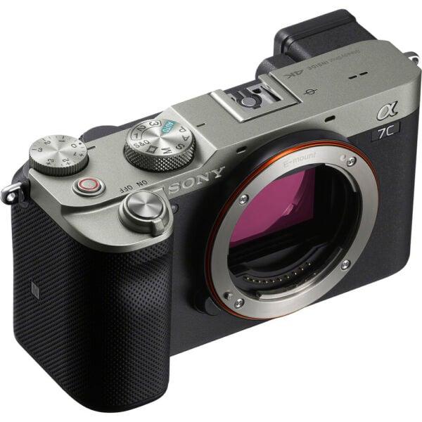 Sony Alpha a7C Mirrorless Digital Camera 18
