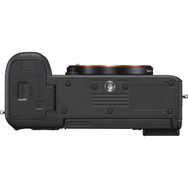 Sony Alpha a7C Mirrorless Digital Camera Body Only