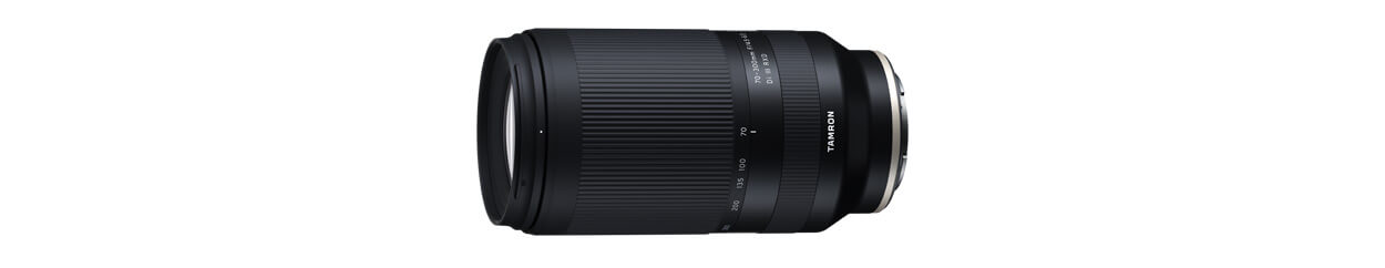 Tamron 70 300mm f4.5 6.3 Di III RXD Lens for Sony E 2