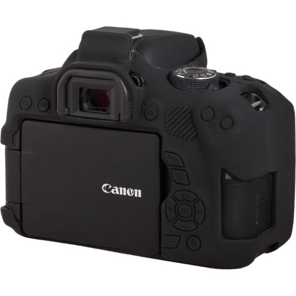 easyCover Silicone Protection Cover for Canon EOS 750D 10