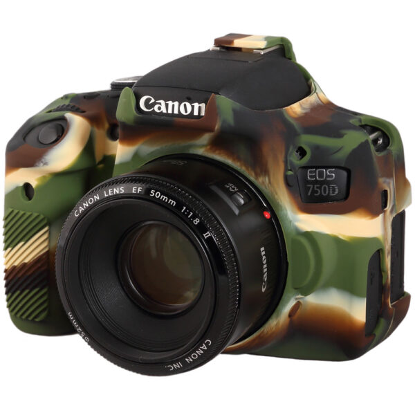 easyCover Silicone Protection Cover for Canon EOS 750D 15