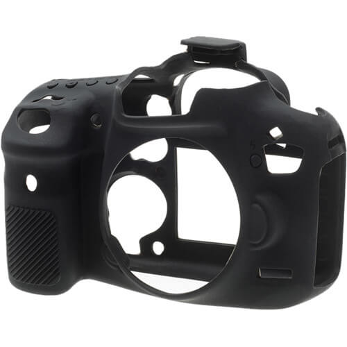 easyCover Silicone Protection Cover for Canon EOS 7D Mark II 6