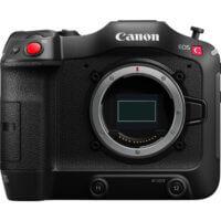 Canon EOS C70 Cinema Camera RF Lens Mount