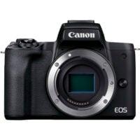 Canon EOS M50 Mark II Mirrorless Digital Camera Body Only