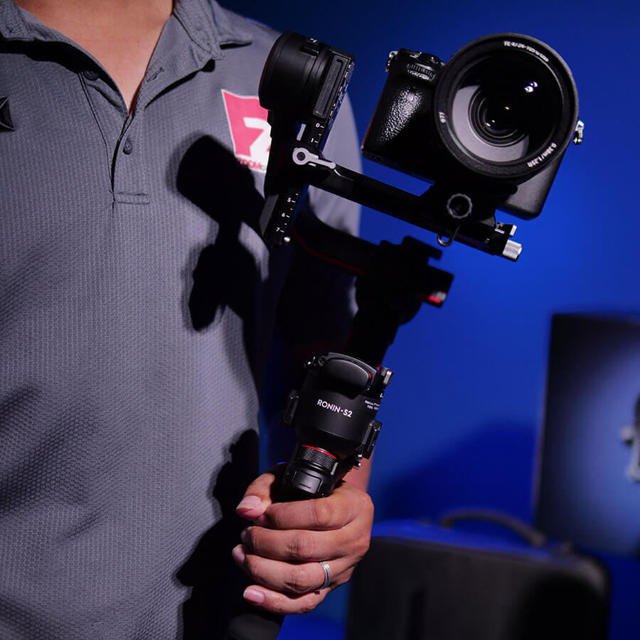 DJI RS2 hands on