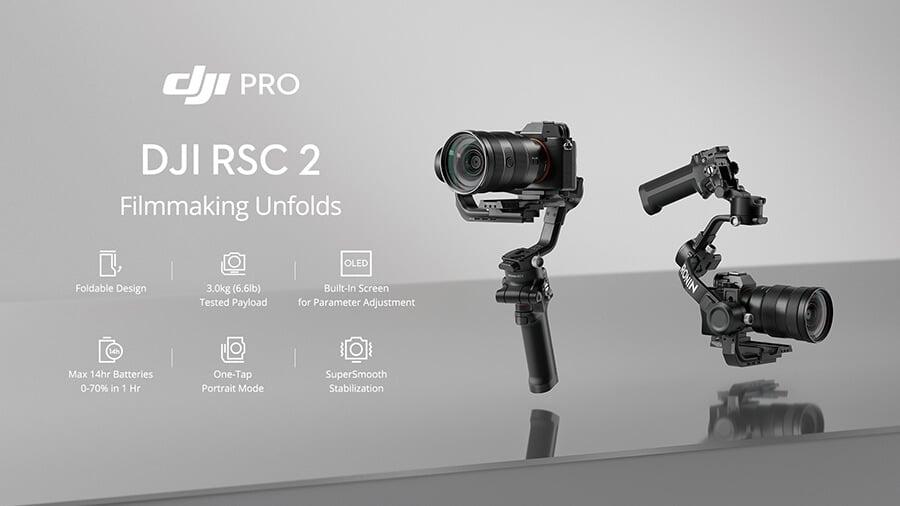 DJI RSC2 feature