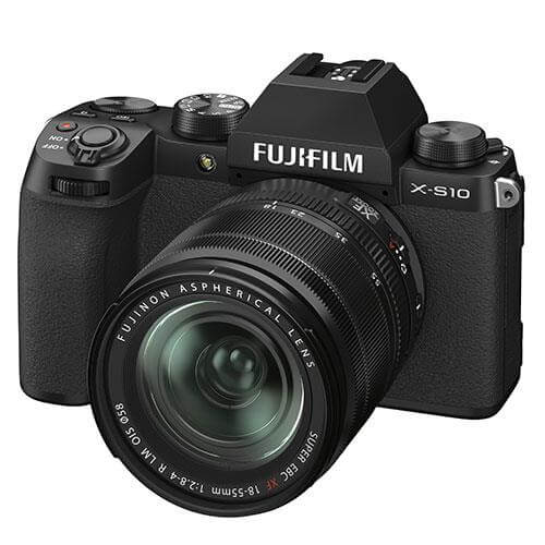 Fujifilm X S10 mirrorless camera 12
