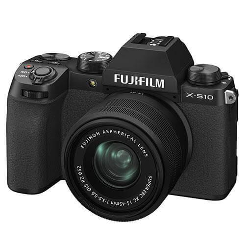 Fujifilm X S10 mirrorless camera 7