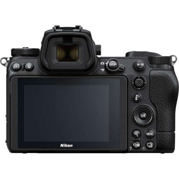 Nikon Z 6II Mirrorless Digital Camera Body Only