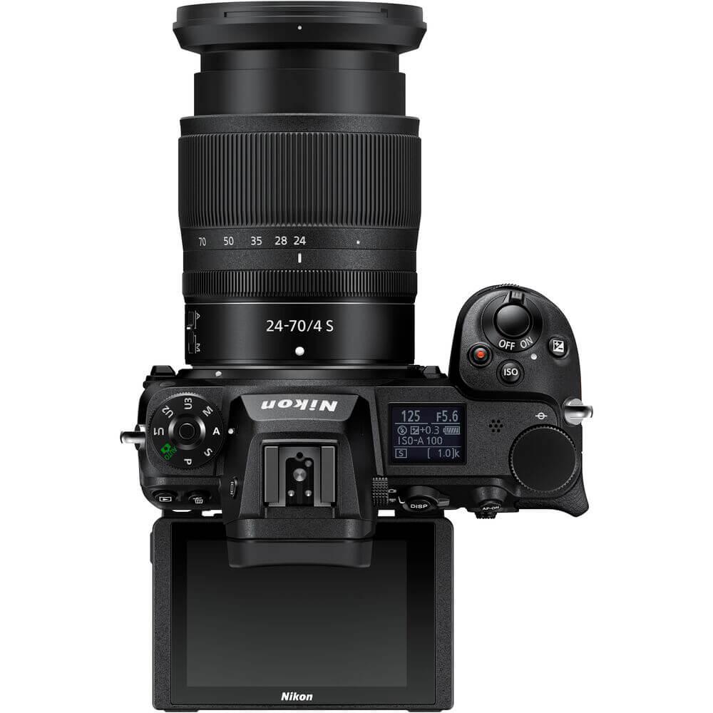 Nikon Z 6II Mirrorless Digital Camera with 24 70mm f4 Lens 3
