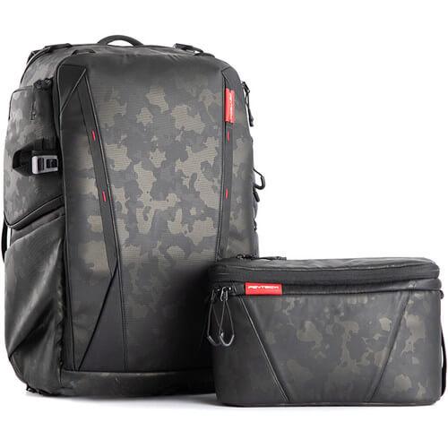 PGYTECH OneMo Backpack 25L Shoulder Bag Olivine Camo 1
