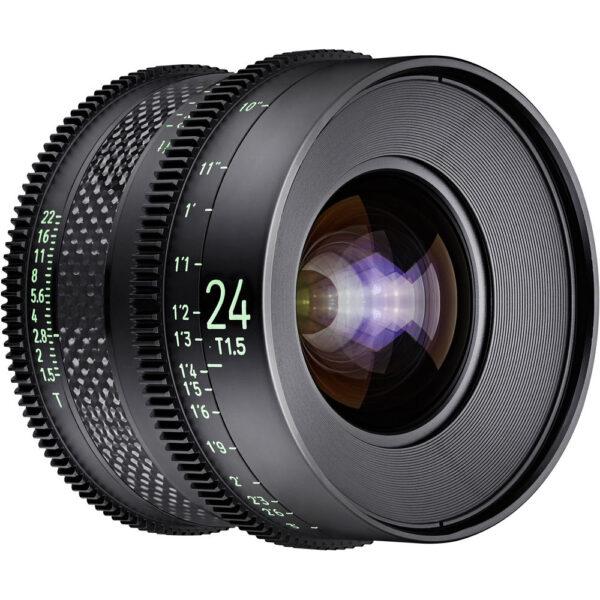 Rokinon XEEN CF 24mm T1.5 Pro Cine Lens