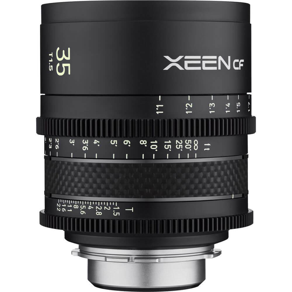 Rokinon XEEN CF 35mm T1.5 Pro Cine Lens