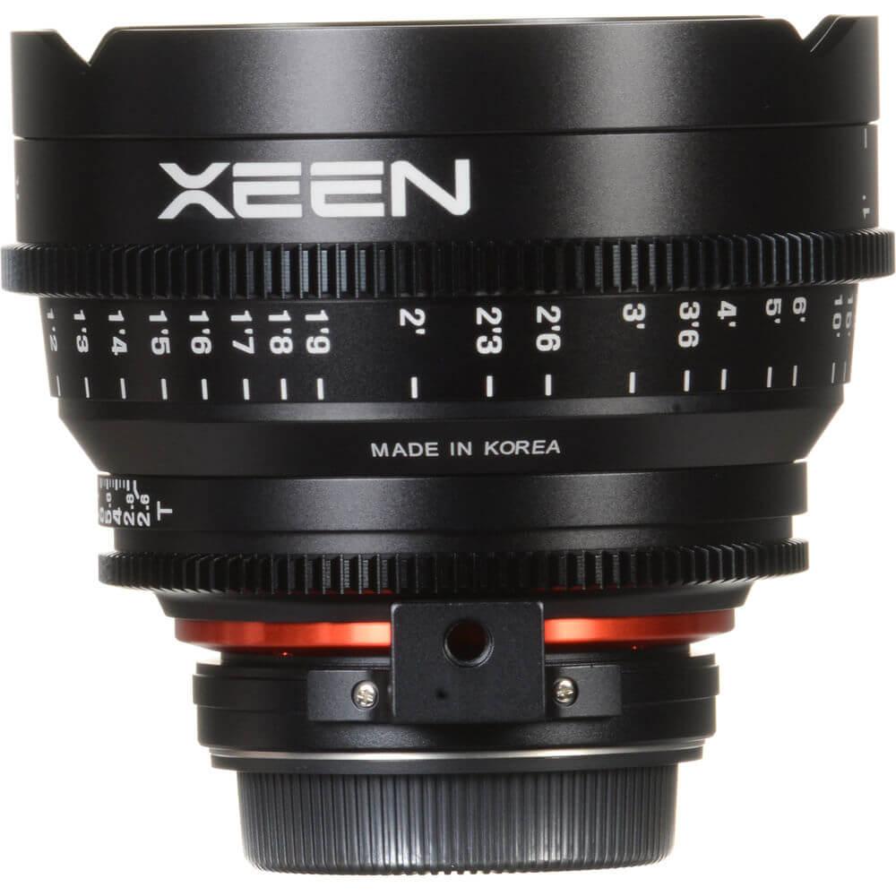 Rokinon Xeen 16mm T2.6 Lens
