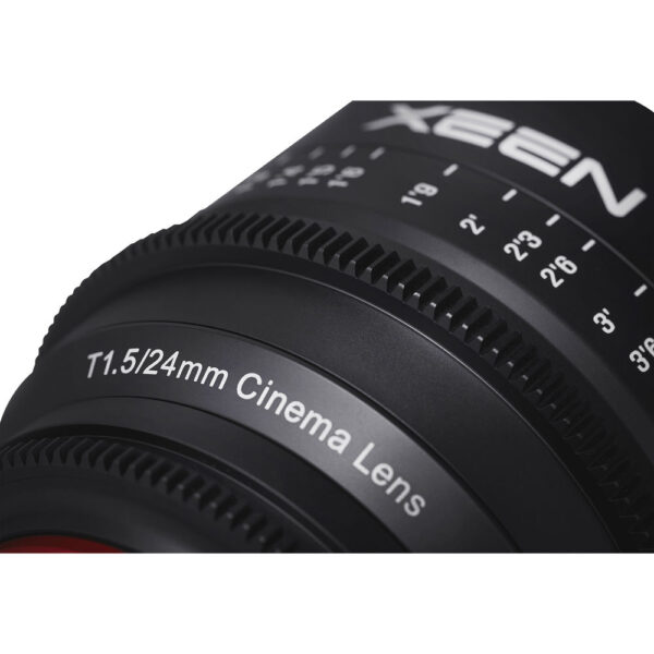 Rokinon Xeen 24mm T1.5 Lens
