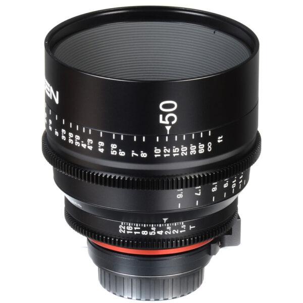 Rokinon Xeen 50mm T1.5 Lens 13