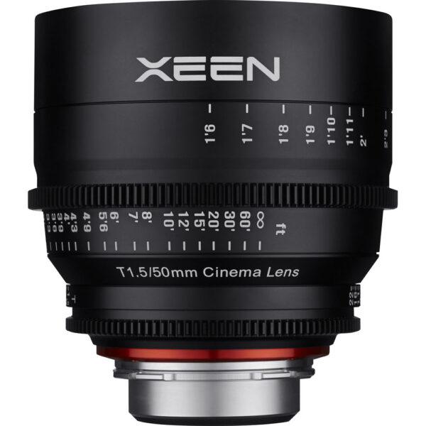 Rokinon Xeen 50mm T1.5 Lens 3
