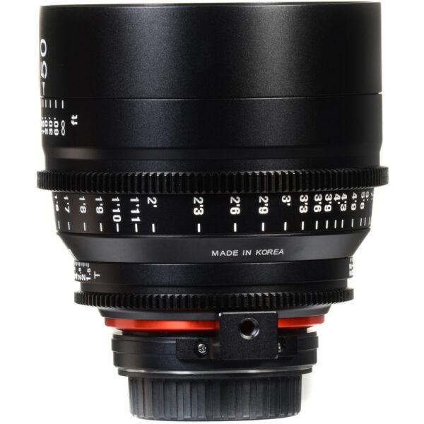 Rokinon Xeen 50mm T1.5 Lens 8