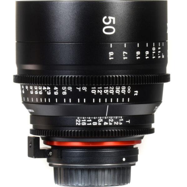 Rokinon Xeen 50mm T1.5 Lens 9