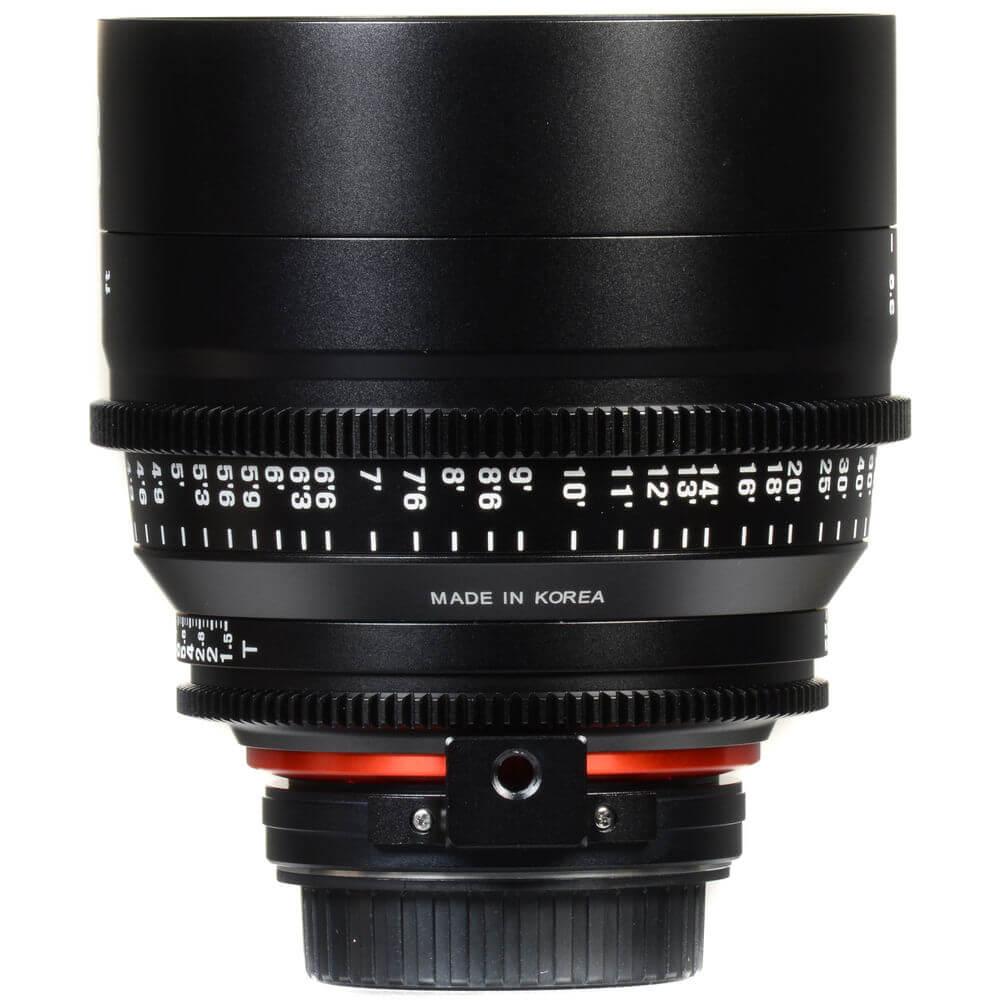 Rokinon Xeen 85mm T1.5 Lens