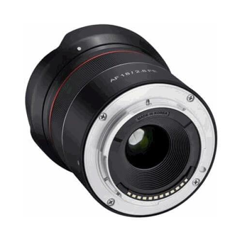 Samyang AF 18mm f/2.8 FE Lens for Sony E