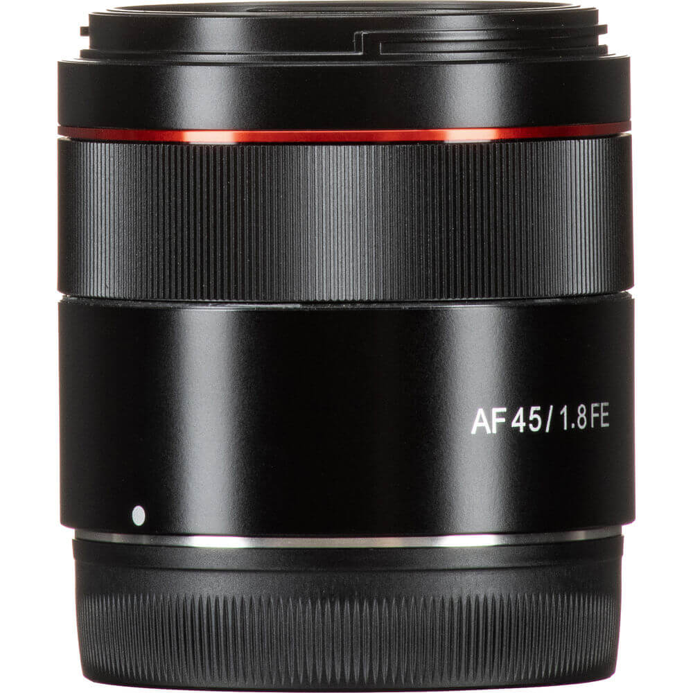 Samyang AF 45mm f/1.8 FE Lens for Sony E
