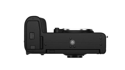 Fujifilm X-S10 Bottom