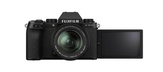 Fujifilm X-S10 LCD