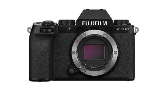 Fujifilm X-S10 Sensor