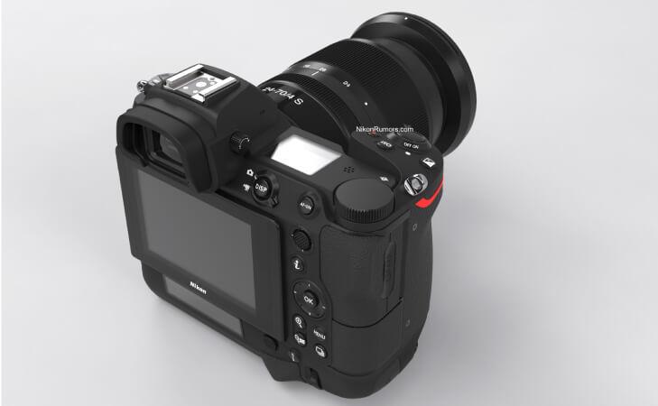 Nikon Z9 mirrorless fullframe