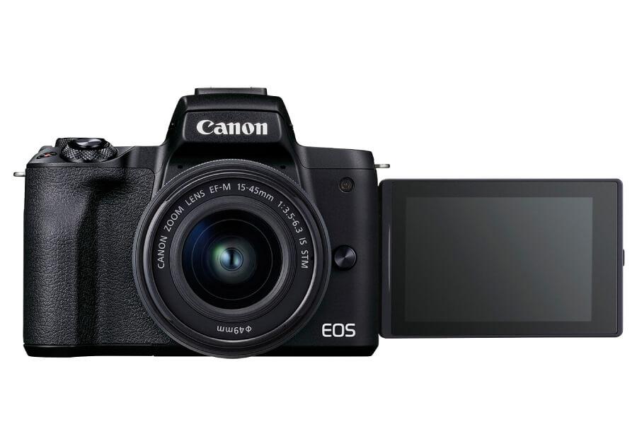 พรีวิว Canon EOS M50 II