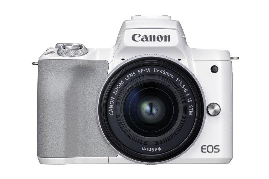 preview canon eos m50 ii white kit 2