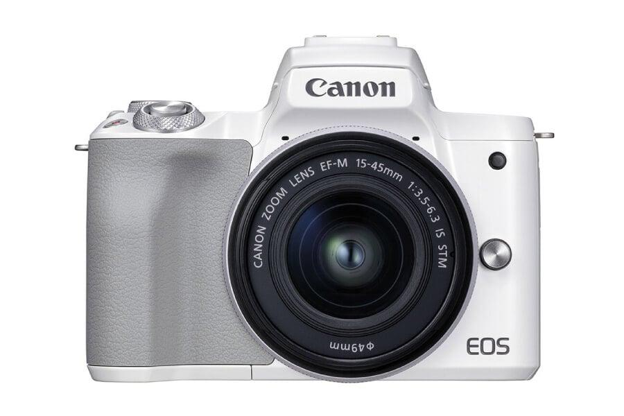 Canon EOS M50 II กล้อง Live streaming