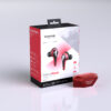 Saramonic SR-BH60-R True Wireless Gaming Earbuds Red