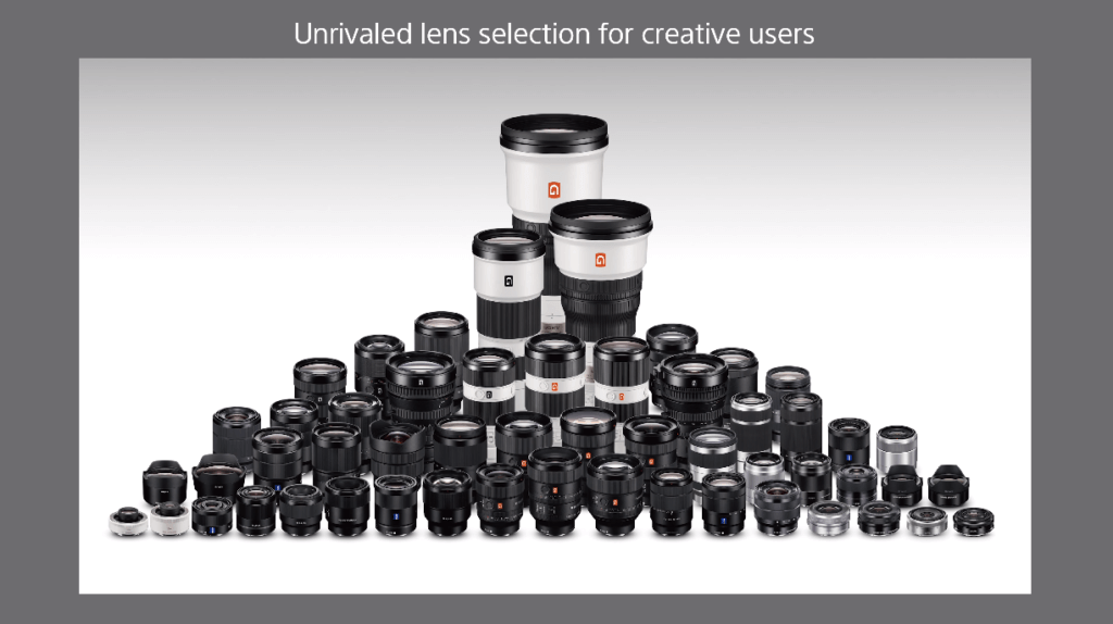 2020 11 18 18 19 31 Sony FX6 Cinema Line Camera   Product Features YouTube