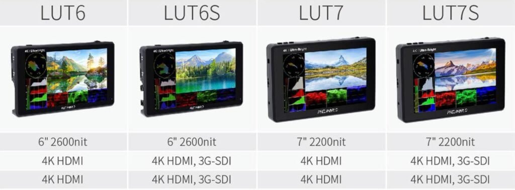 2020 11 26 17 38 08 FEELWORLD LUT6 6 Inch 2600nits HDR 3D LUT Touch Screen DSLR Camera Field Monitor