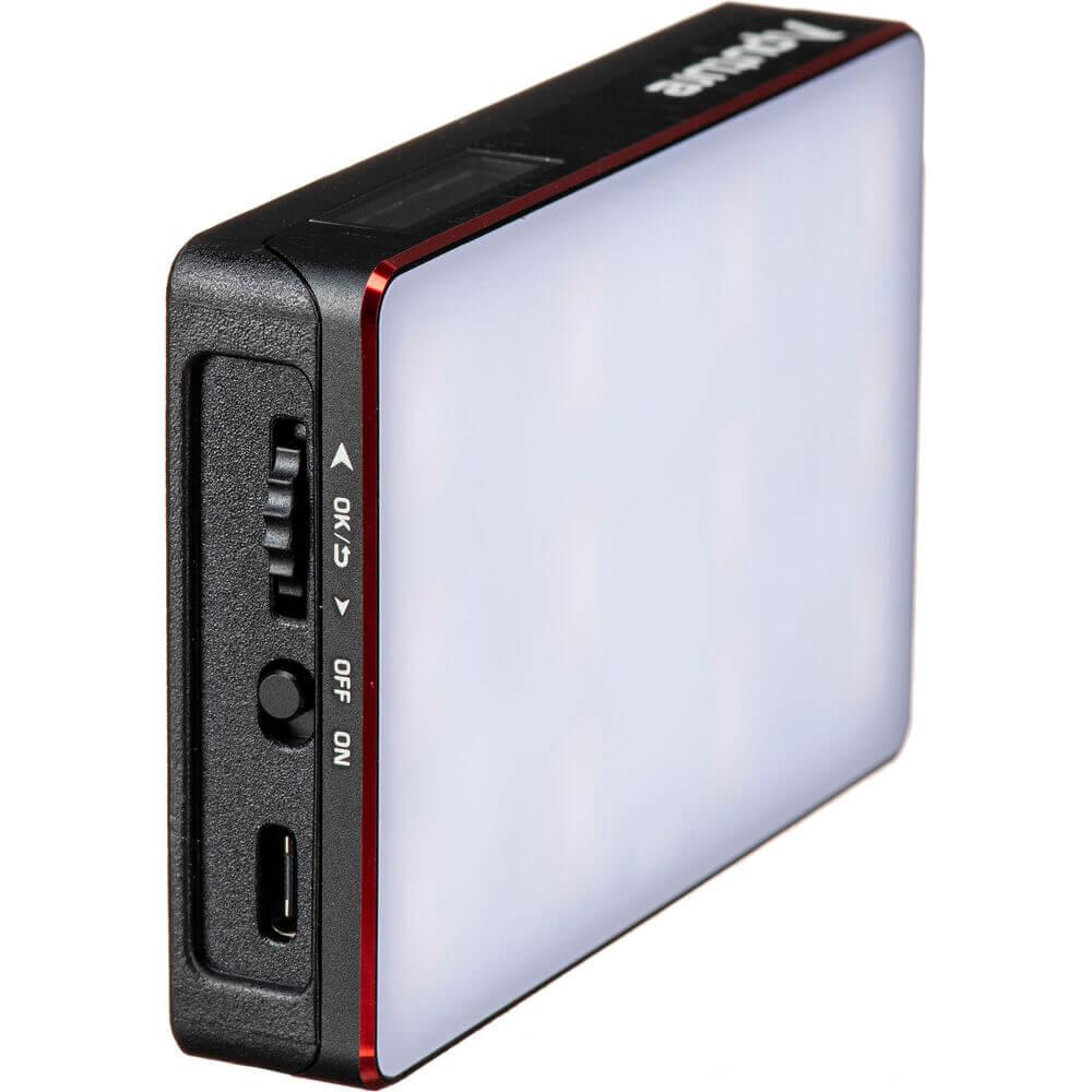 Aputure MC 4 Light Travel Kit with Charging Case 5